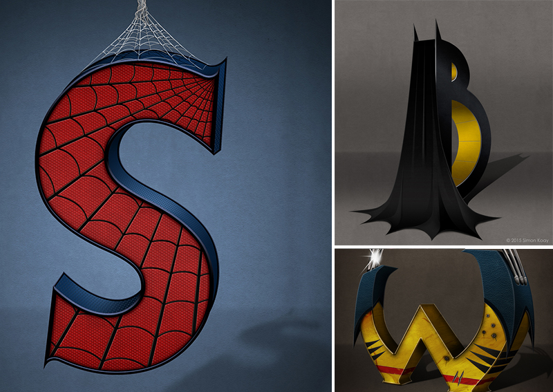 alfabeto-batman-spiderman-wolverine-letras