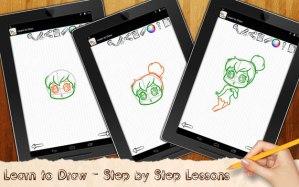 aplicaciones aprender a dibujar - Aplicaciones móviles para aprender a dibujar