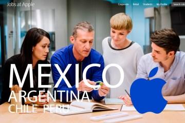 apple argentina - Apple desembarca con tiendas oficiales en México, Chile, Perú y Argentina