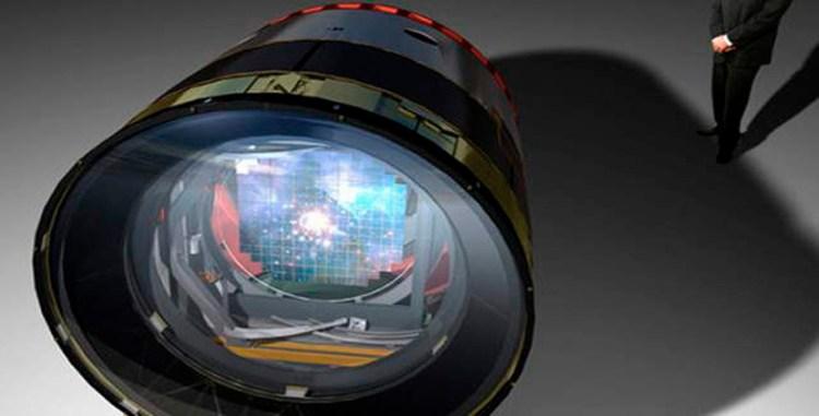 camara espacial más cara - 20 curiosidades sobre el diseño gráfico