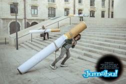 cnct cigarros gigantes 3 - Campaña Francesa Sobre el Tabaquismo