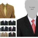 coloca tu rostro traje cv - Maqueta para Colocar tu Rostro en un Traje para Curriculum Vitae