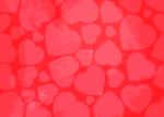 corazones san valentin 2014 - Fondo de Corazones parael Día de los Enamorados