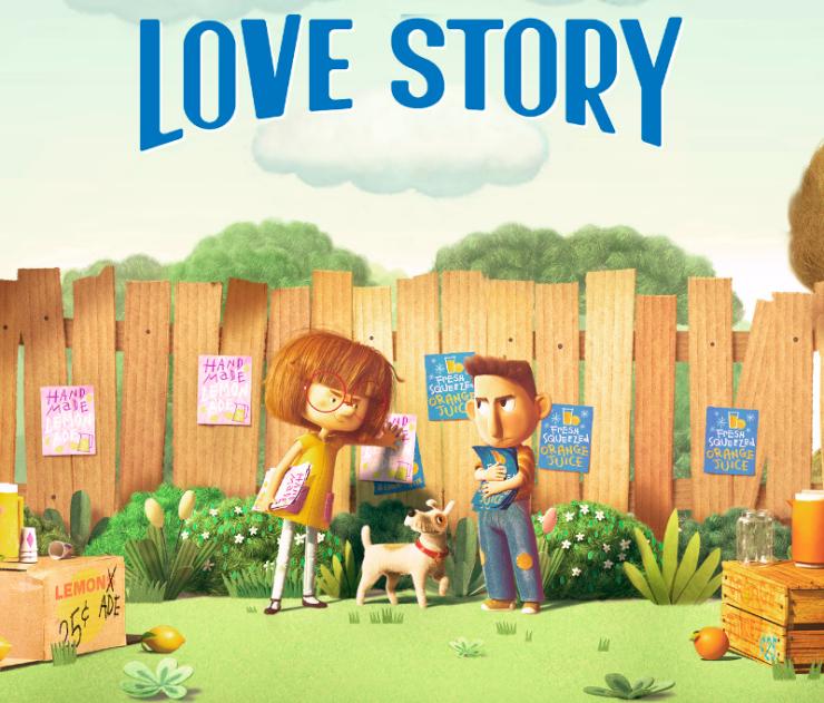 corto animado chipotle 2016 love history - Emocionate con el nuevo corto animado de Chipotle