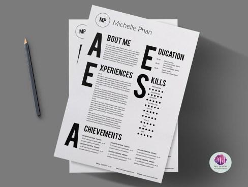 cv diseno grafico buscar trabajo - Modelo 2015 de Curriculum Vitae Tipográfico