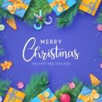 disenar cartel navidad gratis - Cartel navideño para tus diseños de fin de año