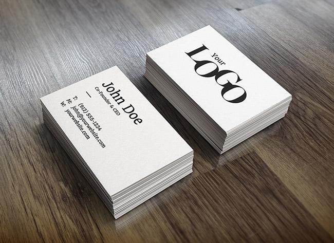 Diseño de tarjetas personales para cargar tus datos | Jumabu