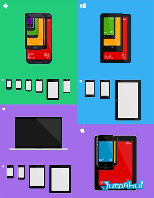 dispositivos moviles photoshop - Dispositivos Móviles en Photoshop