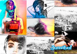 efecto dibujo fotografia photoshop - Efecto de Dibujo en una Fotografía con Photoshop