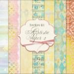 empapelados coloridos musicales notas - Empapelados artísticos con notas musicales