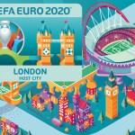 euro2020 logo - EURO 2020 - Conoce la imagen de marca de la edición n° 60