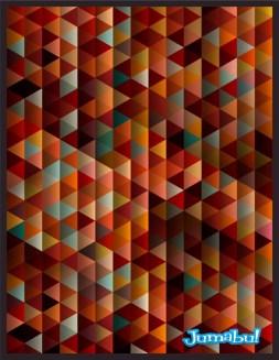 fondo geometrico vectores - Fondos Geométricos Triangulares en Vectores
