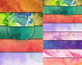 fondo pintado con acuarelas - Fondos para Descargar Pintados con Acuarela