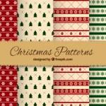 fondos navidenos vectores - Texturas en Vectores para Decorar en Navidad