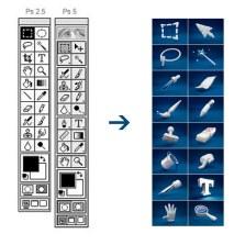 herramientas photoshop - Descubre las herramientas de Photoshop más usadas en formato 3D