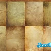 Texturas de Hojas de Papel Antiguo HD
