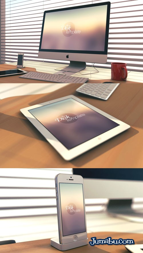 iPad-Template-psd
