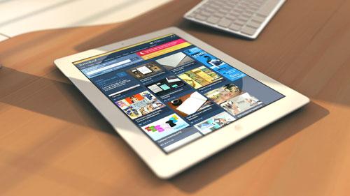 iPad Template - Qué son los MockUps? y Para qué Sirven?