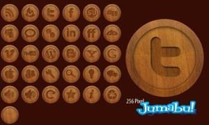 redes-sociales-madera-iconos