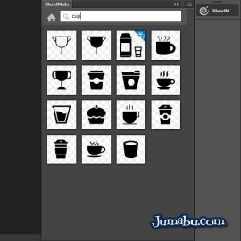 iconos planos photoshop - Buscar íconos sin salir de Photoshop ni Illustrator