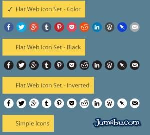 iconos redes sociales con css - Iconos de Redes Sociales en CSS para tu Web
