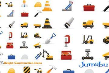 iconos sitio construccion - Iconos de Sitio en Construcción