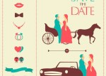 imagenes de boda  - Vectores para Invitaciones de Bodas