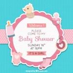invitacion babyshower - Diseño de invitación para babyshower