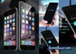 iphone 6 black mockup - Descarga Gratuita de MockUp Iphone 6 en formato PSD