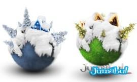 jpg navidad mundos pequenos - Más JPG con Small Worlds para Navidad