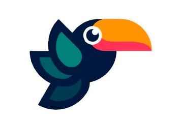 jumabu com tucan vectores - Colorido tucán en vectores