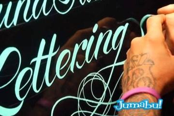 letras dibujadas a mano - Como Dibujar Letras Manualmente al Estilo Tradicional