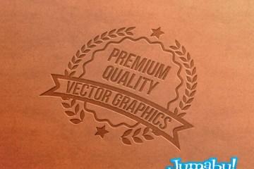 letterpress color - Efecto de Calado con Photoshop sobre Marcas