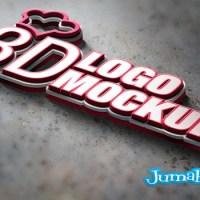 Como Hacer mi Logo en 3D con Photoshop?