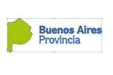 logo provincia buenos aires vectores - Logo de la provincia de Buenos Aires en vectores