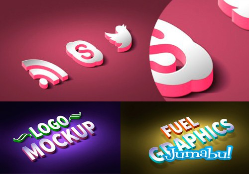 logos-3d-photoshop