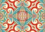mandala vectorizado - Mandala Arabesco Vectorizado
