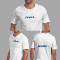 Mockups de camisetas de frente, atrás y de costado!