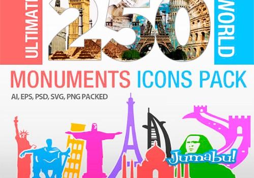 monumentos-historicos-vectorizados