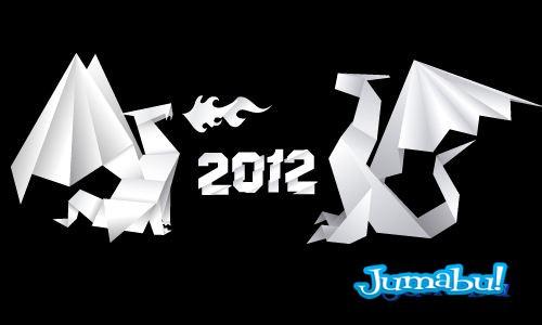 2012-dragon-origami