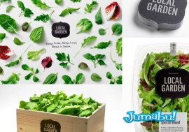 packaging verduras frutas - Packaging Creativo para Verduras