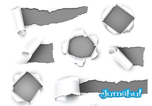 papel-rasgado-roto-efecto