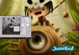 pintura digital con photoshop - Tutorial de Pintura Digital con Photoshop