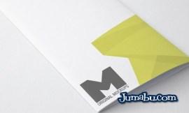 plantilla carpeta institucional - Carpeta de Presentación 3D en Photoshop
