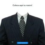 plantilla traje - Coloca tu rostro en un traje para crear tu imagen de presentación