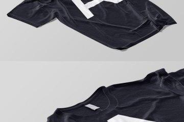 playera mockup - Mockup de Playeras con fondo blanco