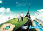 psd vectores viajes - Elementos de Viajes en PSD