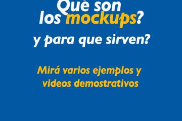 que son los mockups - Qué son los MockUps? y Para qué Sirven?