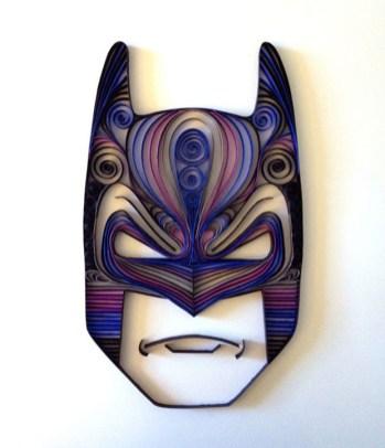 quilling paper batman - Arte con Papel - Quilling Paper
