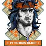 rambo estampa playera - Estampas para tus playeras con la cara de Rambo